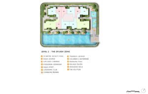 The-Landmark-Siteplan-2nd-Floor-chin-swee-road-condo