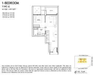 The-Landmark-Floor-Plan-1-Bedroom-Type-A2
