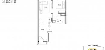 The-Landmark-Floor-Plan-1-Bedroom-Type-A4