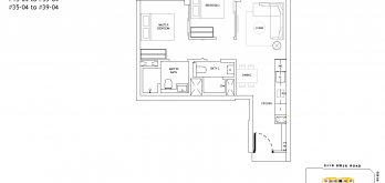 The-Landmark-Floor-Plan-2-Bedroom-Type-B2