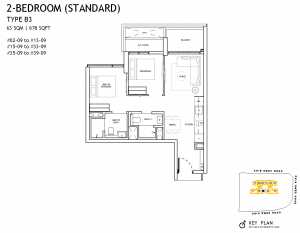 The-Landmark-Floor-Plan-2-Bedroom-Type-B3